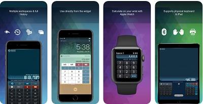 aplikasi penghitung akurat di iOS