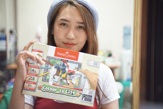 Review Faber Castell Colour To Life