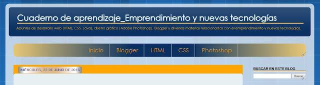 Formato fecha entrada blog
