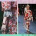 Fashion: Menyulap Bunga Menjadi Busana Yang Indah, Pesona Alami Kaum Hawa Terpancar