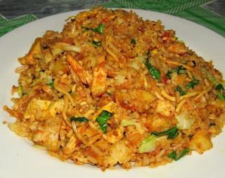 Kuliner Indonesia - Nasi Goreng Beringharjo