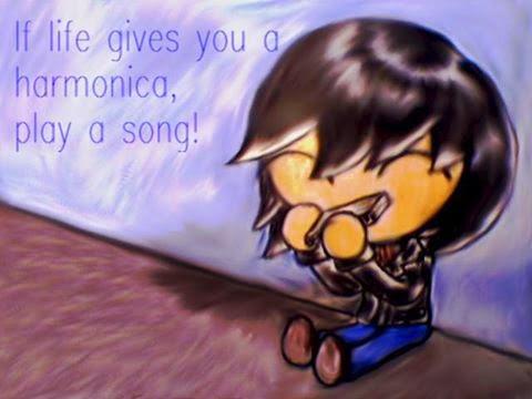 Hướng dẫn cho mem mới tập Harmonica