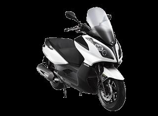 Kymco Downtown 250 cc.