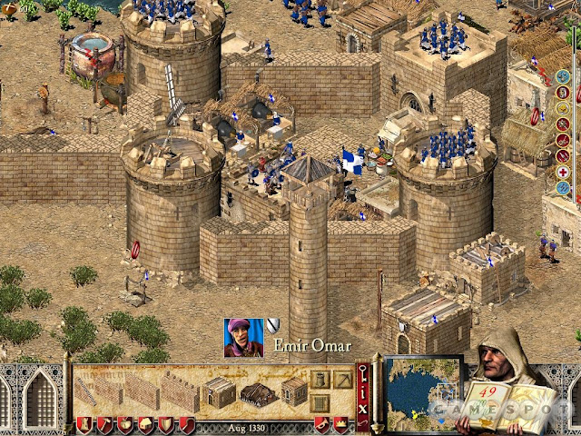 Stronghold Crusader Extreme HD Full Version Free Gameplay