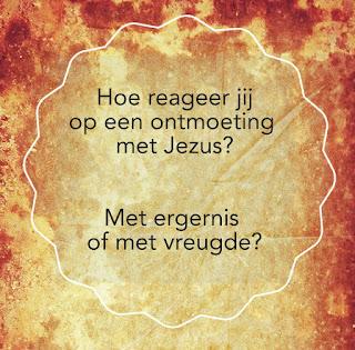 Jezus: ergernis of vreugde?