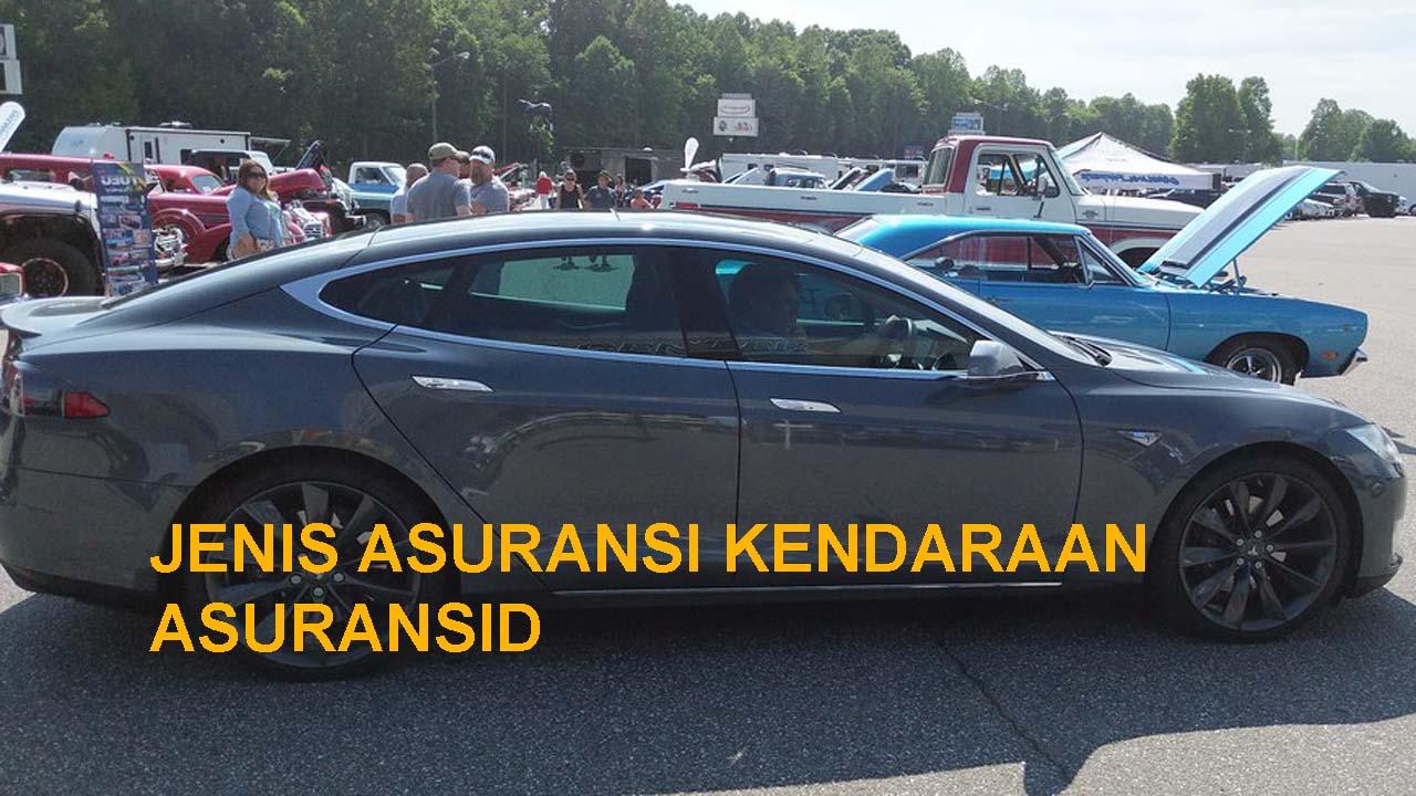 jenis pengertian asuransi kendaraan