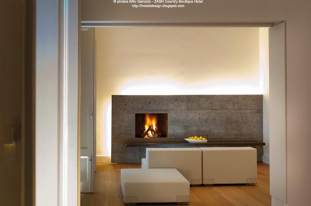 Les plus beaux hotels design du monde zash country for Design hotel sicilia