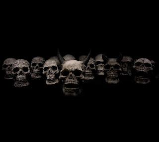 صور خلفيات رعب للفيس بوك 2019 غلاف وبوستات رعب skulls-623532_960_72