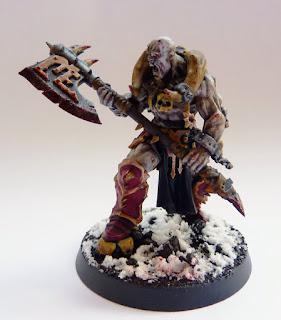 Heldrax Goretouched, Slaughterpriest
