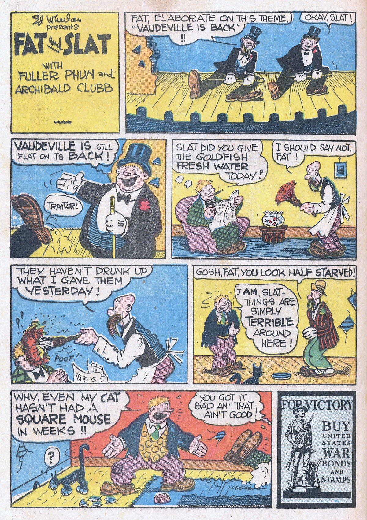 Read online All-Star Comics comic -  Issue #20 - 35
