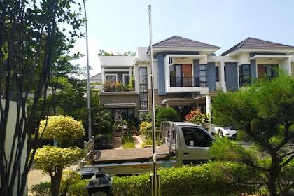 Tiang Bendera Stainless pesanan Bpk Burhan di Harapan Indah Bekasi