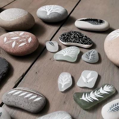 taş boyama teknikleri