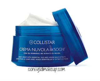 Preview: Linea Benessere dei Sogni, Deodorante & Crema Nuvola - Collistar