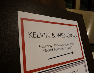Wenqing & Kelvin's Wedding