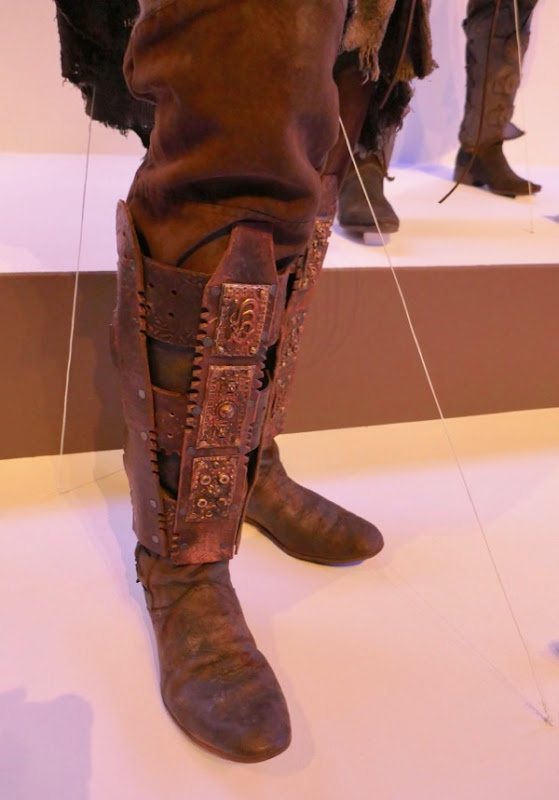 Transformers Last Knight Saxon warrior boots