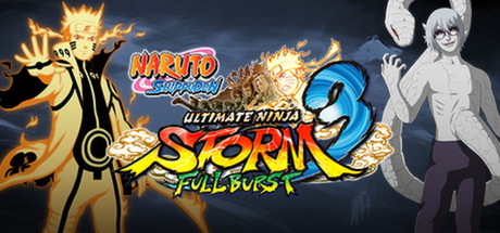 Naruto Shippuden Ultimate Ninja Storm 3 Full Burst HD PC Full Version