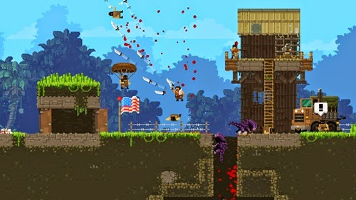 Broforce: Alien Infestation - PC (Download Completo em Torrent)