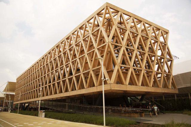 Pabellón Expo Milán