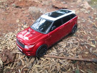 Hape Mobil Range Rover HK8888 Unik