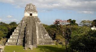 Misteri Masa Lalu Suku Maya Terungkap