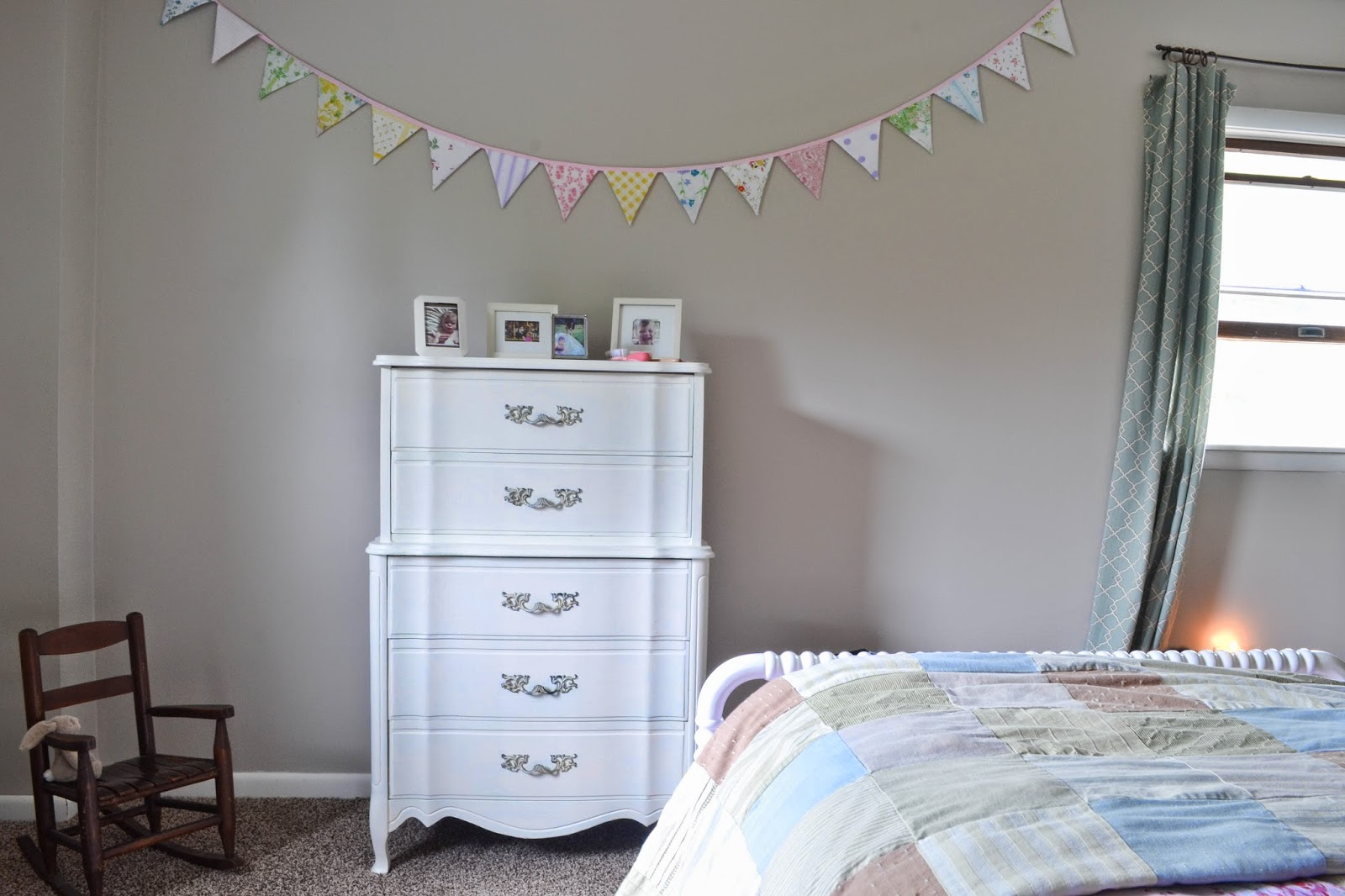 Rocking Chair Baby Bunting The Lane 39s End A Big Girl Room For Molly