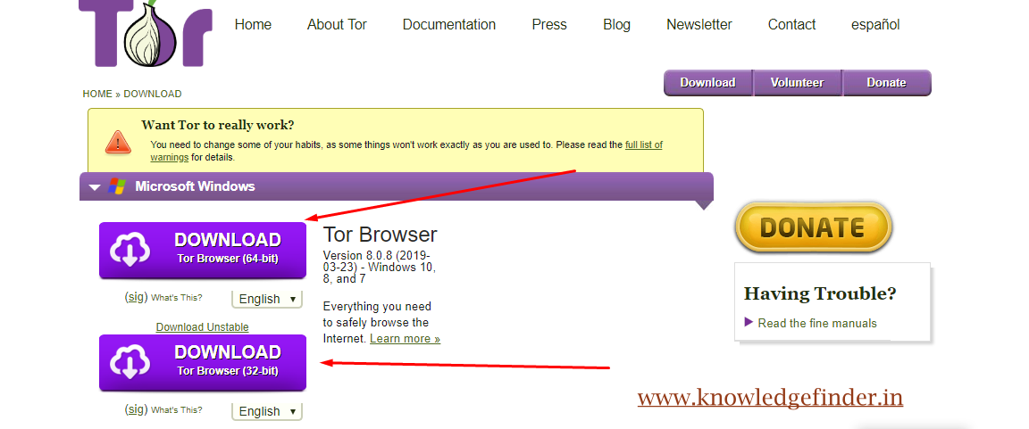 What is Tor browser in Hindi   And Tor browser download