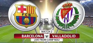 اون لاين مشاهدة مباراة برشلونة وبلد الوليد بث مباشر اليوم 25-08-2018 الدوري الاسباني اليوم بدون تقطيع