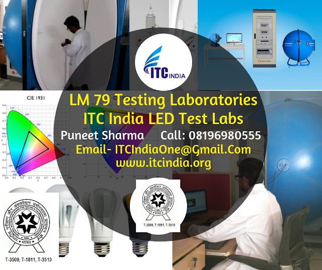LM 79 Testing Laboratories