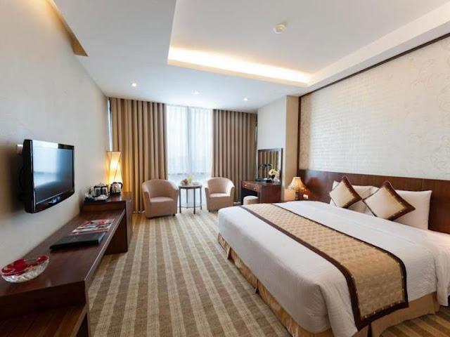 Mã giảm giá Mytour MT10 giảm 10% giá phòng khách sạn 2 sao Đà Nẵng