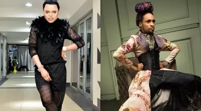 Denrele's epic reply to fan who said Bobrisky is trying to take over his game