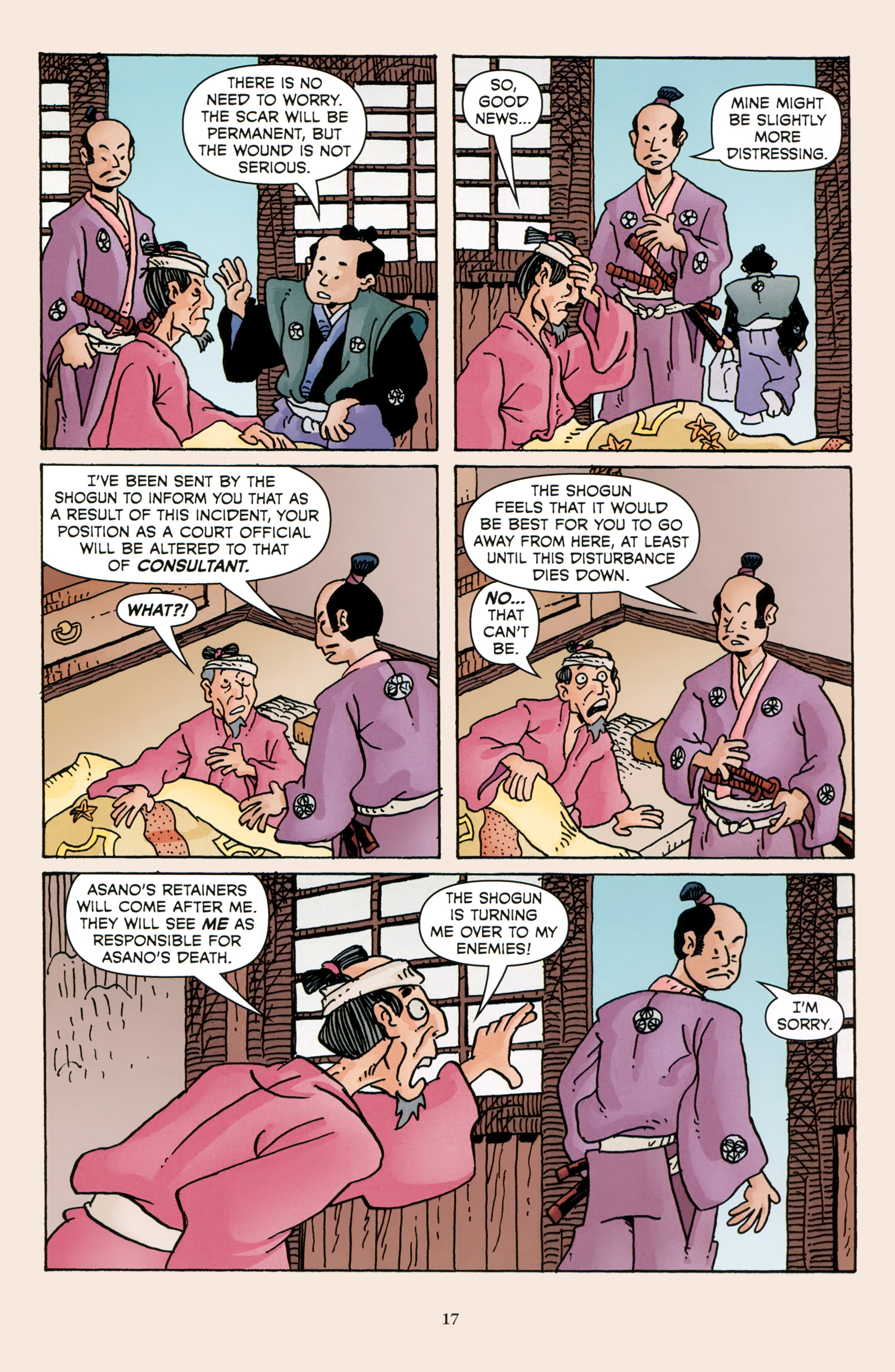47 Ronin 2 Page 18