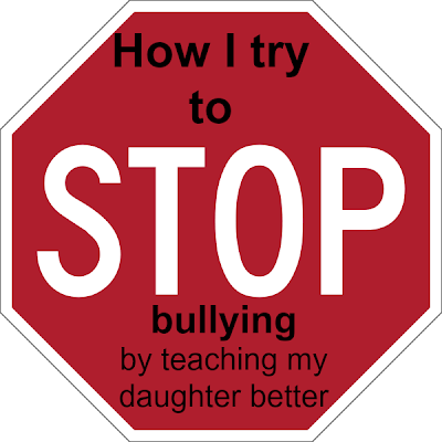 How I'm trying not to raise a bully