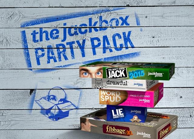 [Προσφορά από Epic]: Jackbox Party Pack - Αποκτήστε δωρεάν το απόλυτο πακέτο παιχνιδιών για παρέες