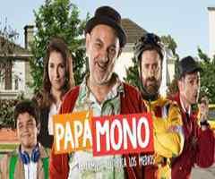 Papa mono Capítulo 12 - Canal 13