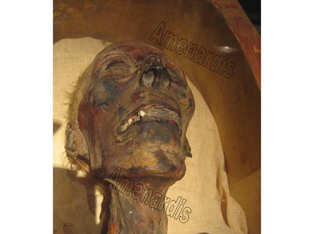 MOMIAS FARAONES, MOMIAS REALES, MOMIAS EGIPTO, momia de Ramses II