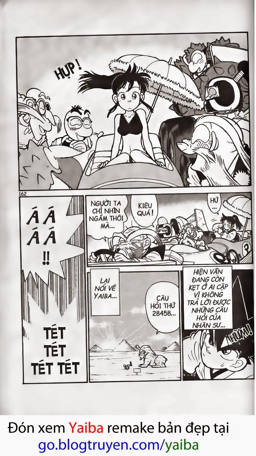 Yaiba chap 175 - phụ lục trang 5