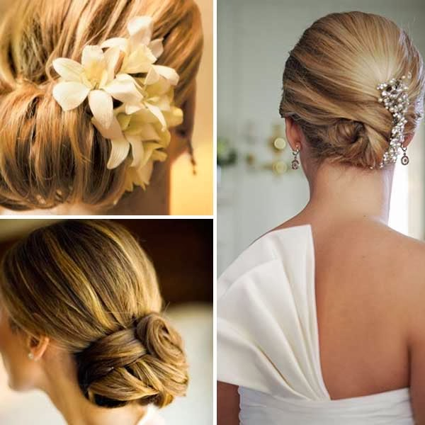 Wedding Hair Style Video: Wedding Hairstyles: How To Make Beautiful Wedding Hairstyle