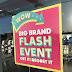 Big Brand Flash Event with TK Maxx! AD