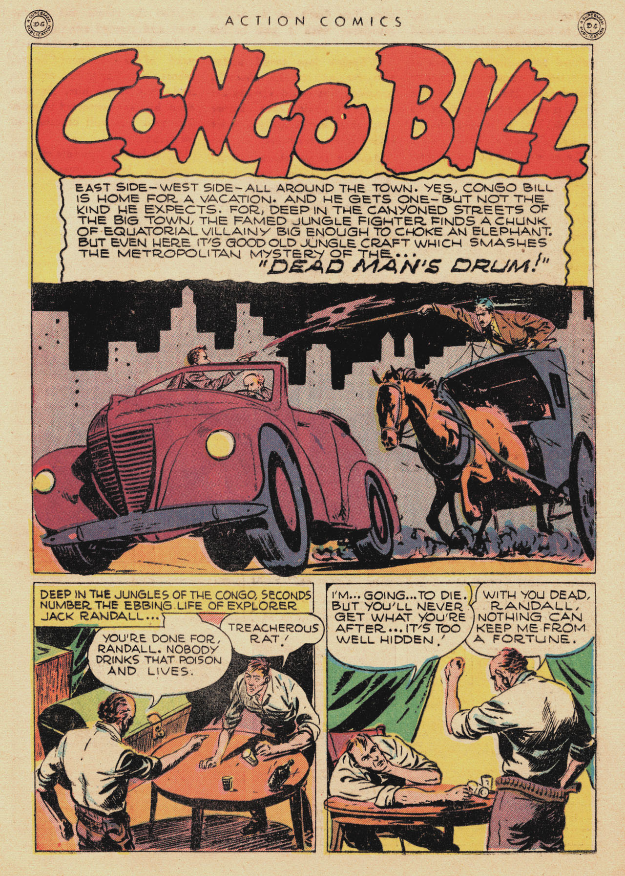 Read online Action Comics (1938) comic -  Issue #94 - 35