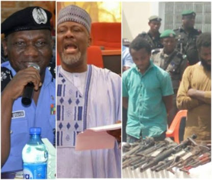 Update On Dino Melaye, Escaped Criminals & Police Actions