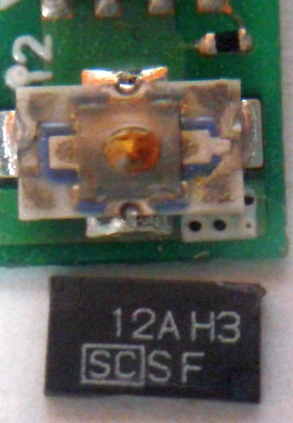 New and original 20pcs sfh 1412a the fuse 12a 36v 12ah4 sc sf-in.