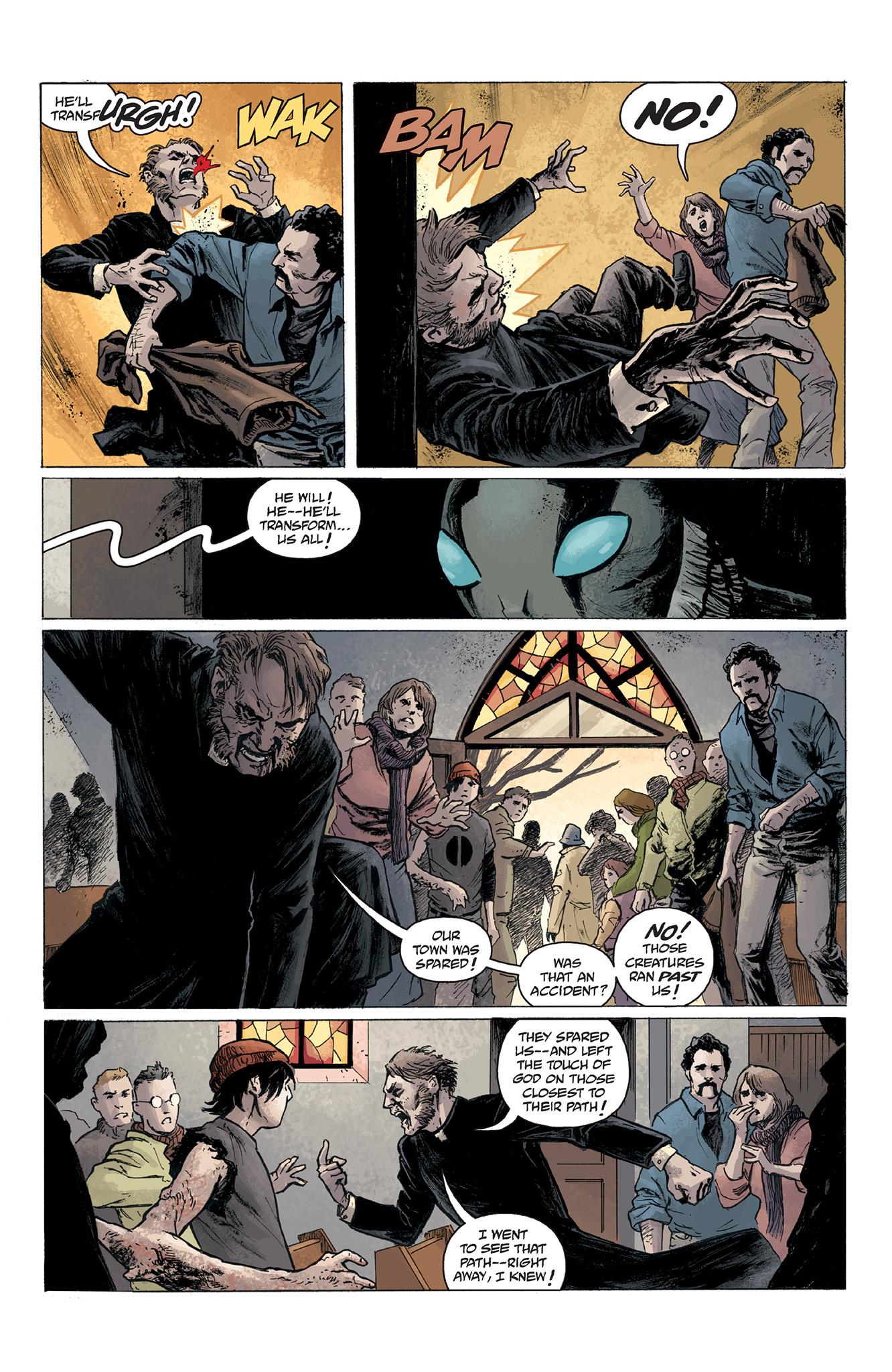 Read online Abe Sapien comic -  Issue #2 - 18