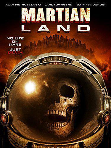 Martian Land [2015] [DVDR] [NTSC] [Latino]