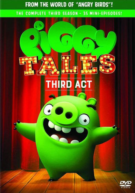 Piggy Tales: Third Act [2017]