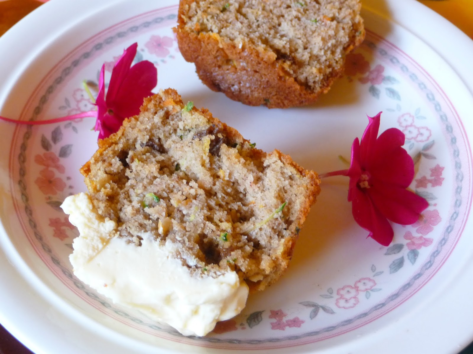 Splendid Low Carbing Carrot Zucchini Cake Muffins With Cream Cheese Frosting