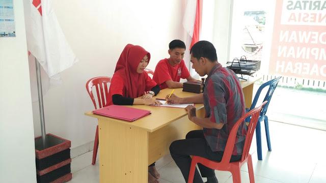 Partai PSI Kota Prabumulih Secara Resmi Buka Pendaftaran Caleg