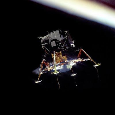 Modulo lunar Eagle