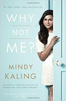 Book cover for Why Not Me by Mindy Kaling