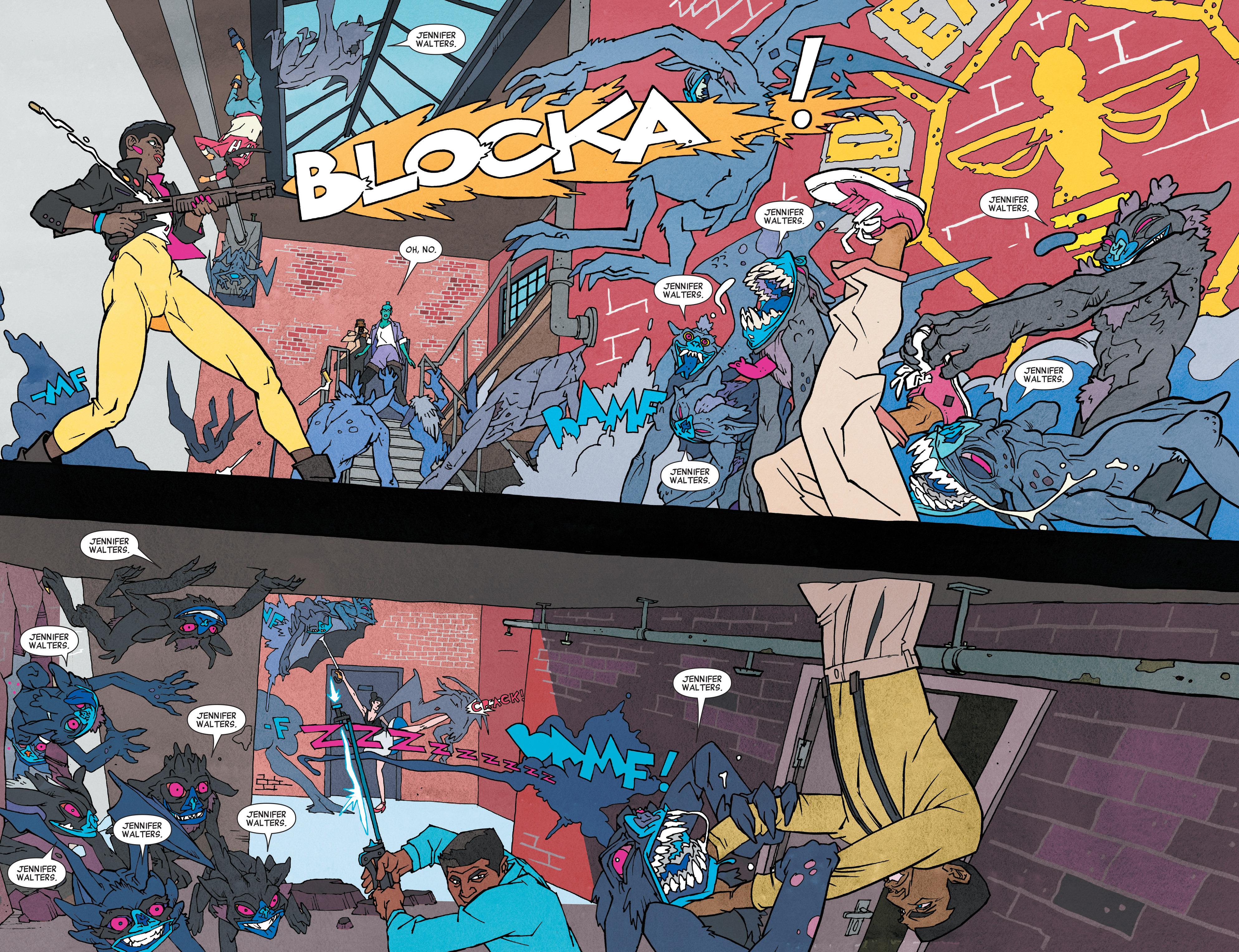 Read online She-Hulk (2014) comic -  Issue #6 - 8