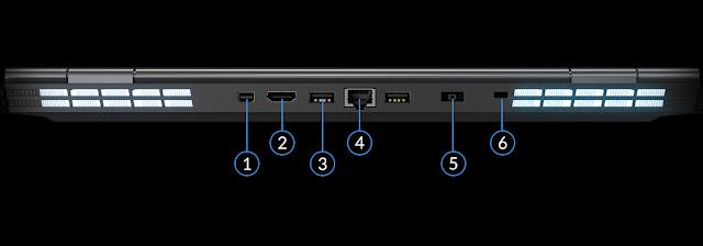 مواصفات لاب توب Lenovo Legion Y730 ألأفضل للألعاب القوية